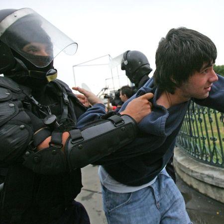 Romanian Stormtroopers (Politie Romana in battle dress)