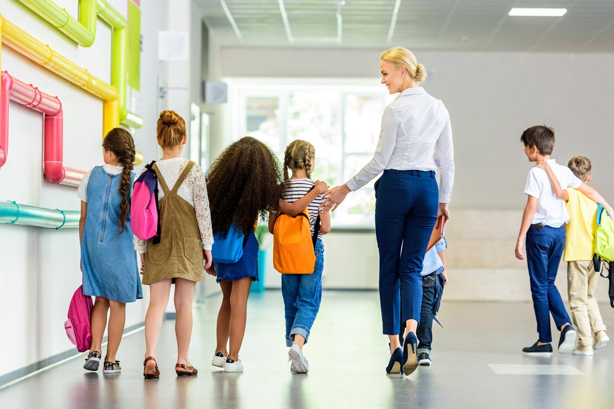 How Teachers Can Help Students Feel Safe At School