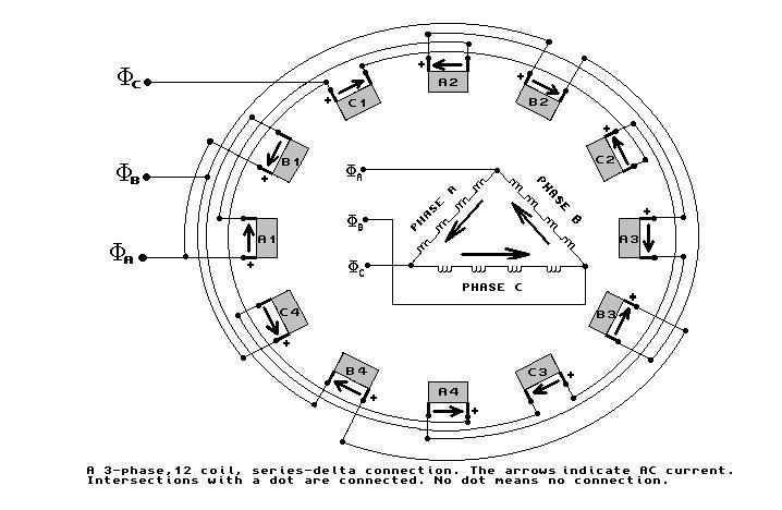 [phase wiring] 3 phase generator wiring diagram mx341 avr