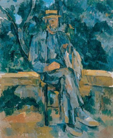 Cezanne Et Les Maitres : cezanne, maitres, Cézanne, Maîtres,, Rêve, D'Italie, Marmottan, Stanford, France