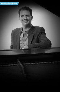 Bennett Paster teaches piano at Stanford Jazz Workshop's Jazz Camp, a summer music camp focused on jazz on the campus of Stanford University.