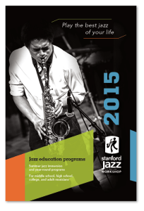 2015 Jazz Education Programs Catalog