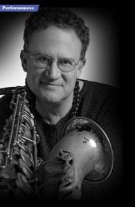 India Jazz Generations: George Brooks with Vikku Vinayakram and V. Selvaganesh