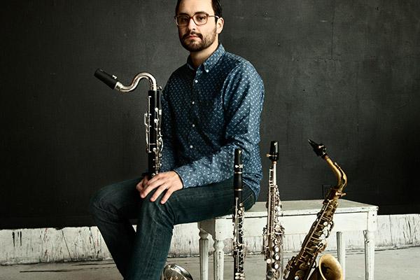 Steven Lugerner Steven Lugerners SLUGish Ensemble Stanford Jazz
