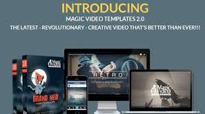 magic video templates review and bonuses