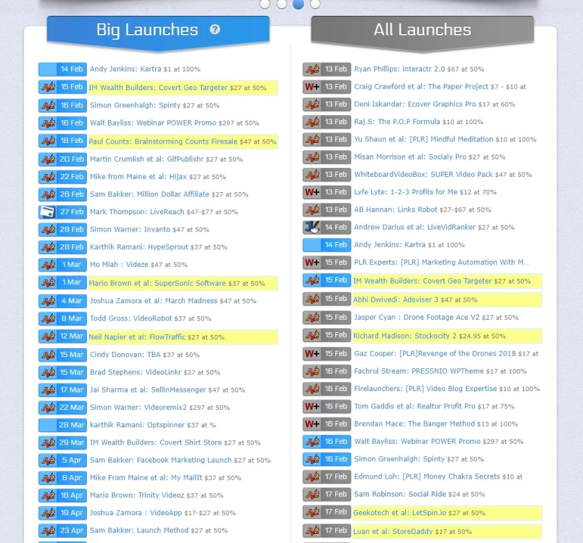 Muncheye.com Screenshot