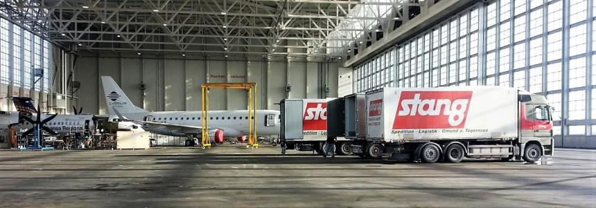 Sichere Luftfracht am Flughafen München