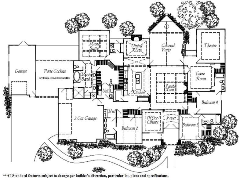 Barron floorplan