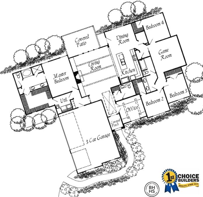 Bruce floorplan