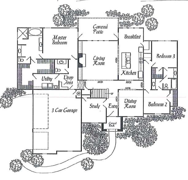 Carimore floorplan