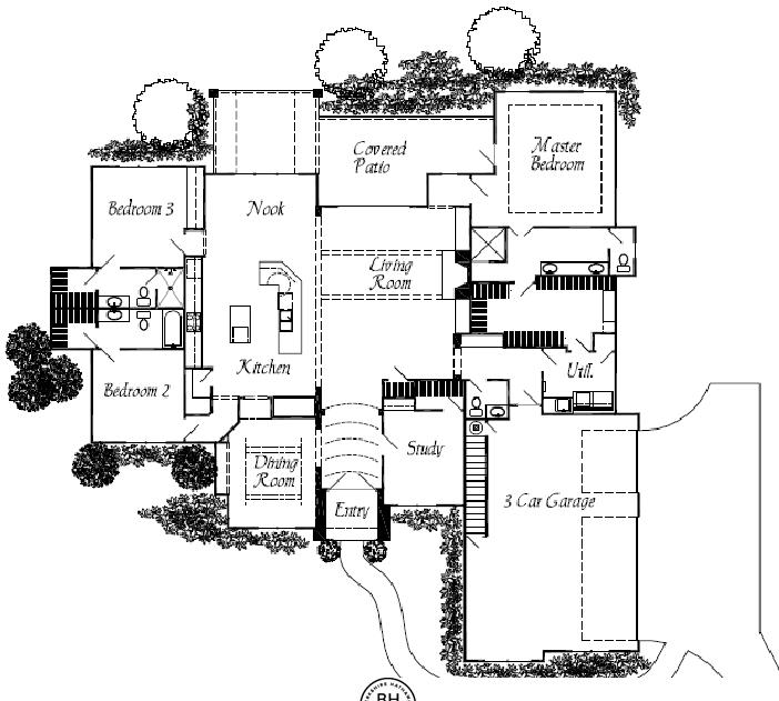 Lancelot floorplan