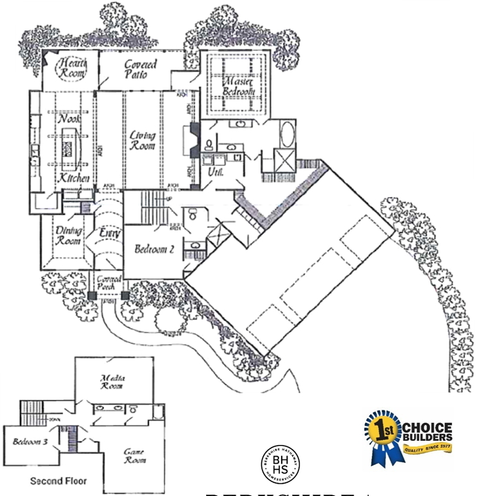Rothchild floorplan