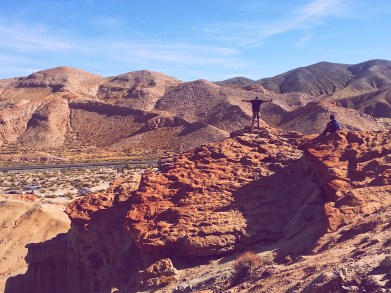Red Rock Canyon, CA