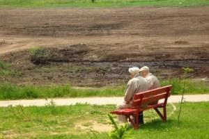 Taking a partner's journey towards death