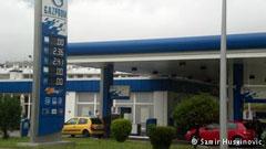 U proteklih par godina Gazprom je uspostavio lanac benzinskih pumpi širom BiH