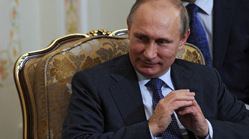 Владимир Путин (Фото: RIA Novosti Mihael Klimentiev)