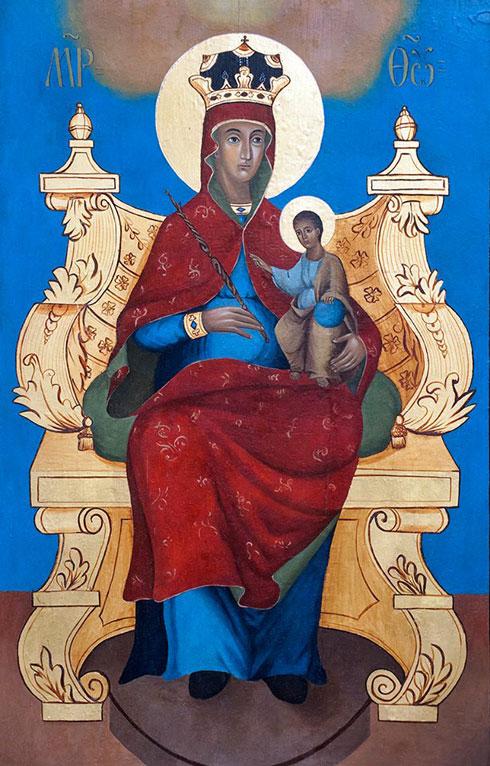 Нова икона Богородице смедеревске