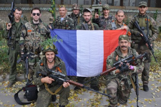 Француско-српска јединица Unite Continentale