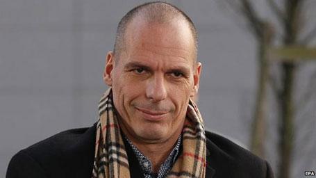 Јанис Варуфакис, грчки министар финансија у жижи интересовања јавности