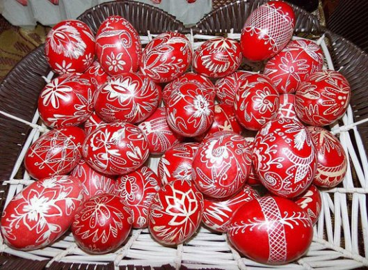 Васкршња јаја из Ораховца, Метохија
