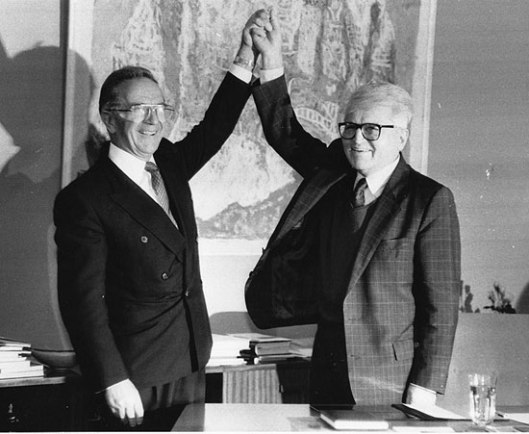 Комбинација за пропаст Србије: Милан Панић и Добрица Ћосић, 1992. године