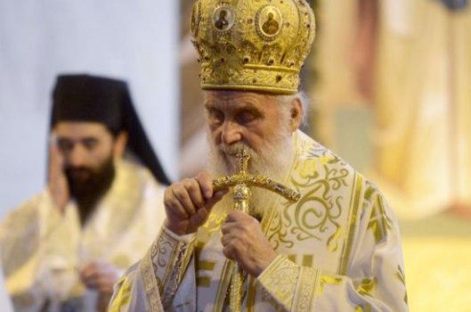 Фото:Немања Панчић, Патријарх Иринеј