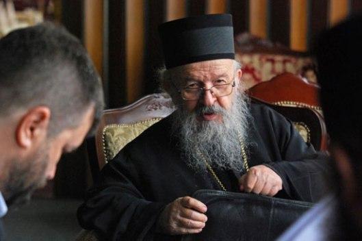 Фото:Небојша Мандић, Владика Артемије
