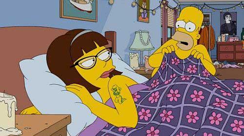 Нова Хомерова девојка