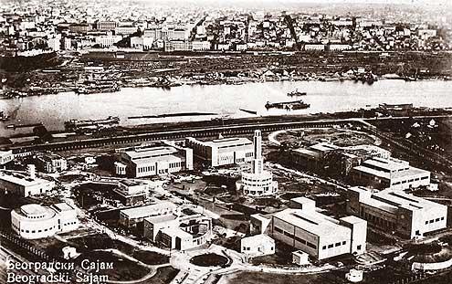 Сајмиште пре Другог светског рата (Извор: Време)