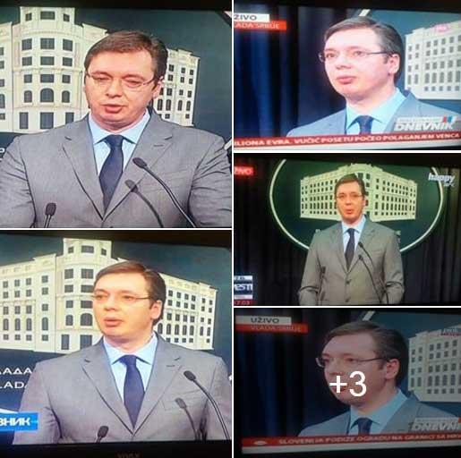 Разни ТВ канали са истим програмом
