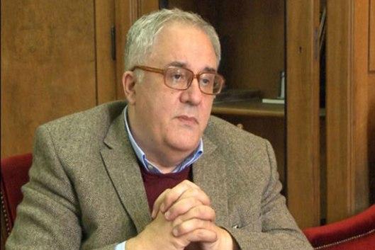 Председник САНУ Владимир Костић (Фото: Танјуг)