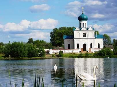 храм Святителя Николая Чудотворца в Станьково