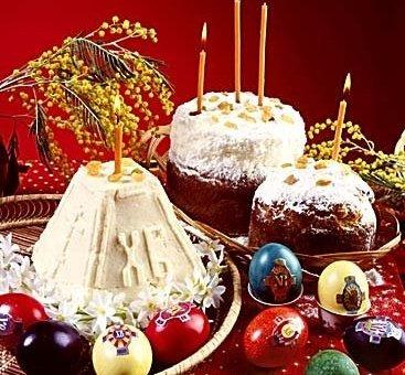 Пасха. Расписание праздничных богослужений в Станьково - 2016