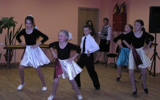 Праздничный отчетный концерт в музыкальной школе искусств в Станьково