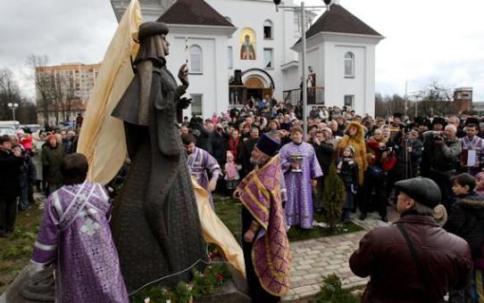 Крестный ход памяти святой Софии пройдёт с 24 июня по 7 июля
