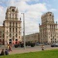 Маршрутки на Станьково отправляются в Минске с улицы Бобруйской напротив вокзала