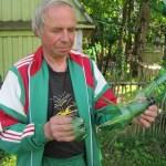 Василий Ладято: «Не спешите выбрасывать пластиковые бутылки!»