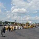 24 июня 2012 г. в Минске начался крестный ход, посвященный отмечаемому в этом году 400-летию преставления святой Софии Слуцкой