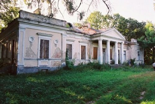 Усадьба Пузынов в Гремяче. Фото — globus.tut.by