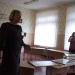 Елена Курилина провела интересную экскурсию-презентацию по открывшемуся центру туризма и краеведения
