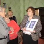 Руководитель кружка Вера Молош рассказывает о своей работе