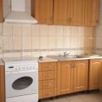 Кухня блестит чистотой...