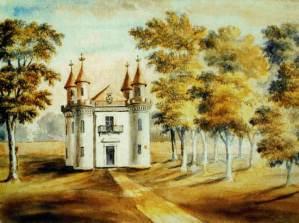 Акварель Наполеона Орды. Скарбница Станьково