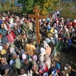 Члены Свято-Никольского прихода деревни Станьково расскажут о помощи св. Валентины в восстановлении храма