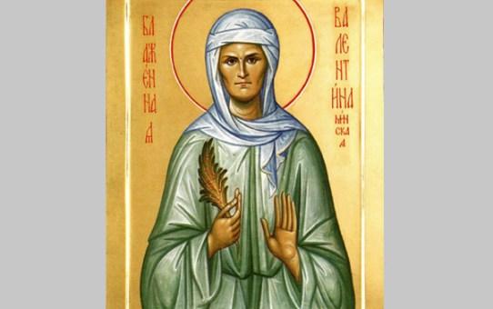 Местом паломничества стала могила Валентины Минской.