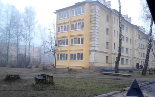 Изменения в Станьково (фотофакты)