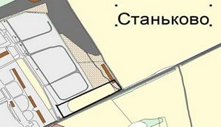 Земельные участки под инвестиционные проекты по размещению производственных и коммерческих объектов в Станьково