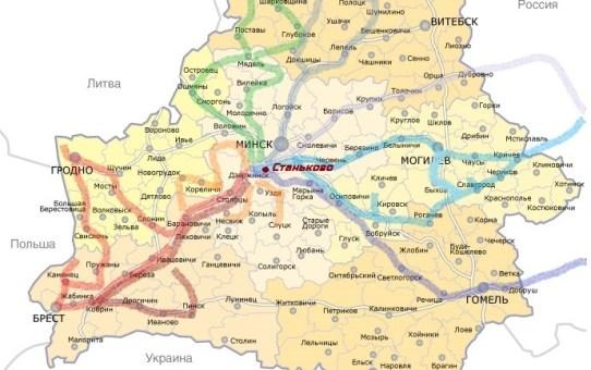 Путешествуем по Беларуси из Станьково: Гомель. Belarus Travel Guide