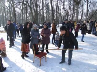 Празднование масленницы в Станьково 22.02.2015 (15)
