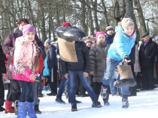 Празднование масленницы в Станьково 22.02.2015 (31)